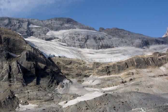 Glaciares dos Pirenéus