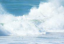 Previsão de mar agitado e ondulação forte a partir de 30 de março