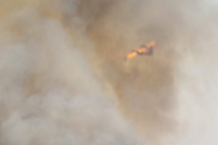 Combate a incêndios na Suécia recebe ajuda da União Europeia