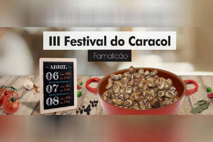 Festival do Caracol em Famalicão