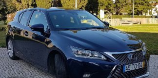 Lexus CT200h Executive +