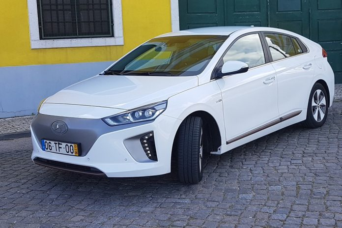 Hyundai IONIQ elétrico