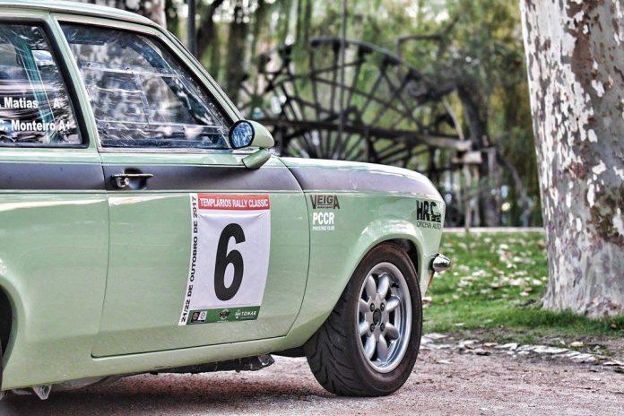 Templários Rally Classic pelas estradas de Tomar