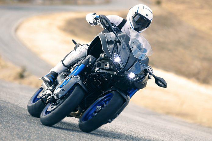 Nova Yamaha NIKEN já disponível por reserva online