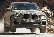 Novo BMW X5 passa testes extremos