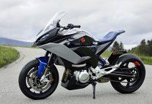 BMW Motorrad Concept 9cento, uma mota polivalente de desporto aventura