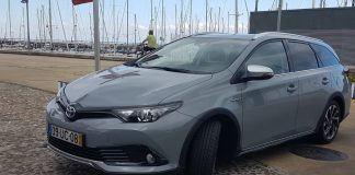 Auris Touring Sports Hybrid Exclusive