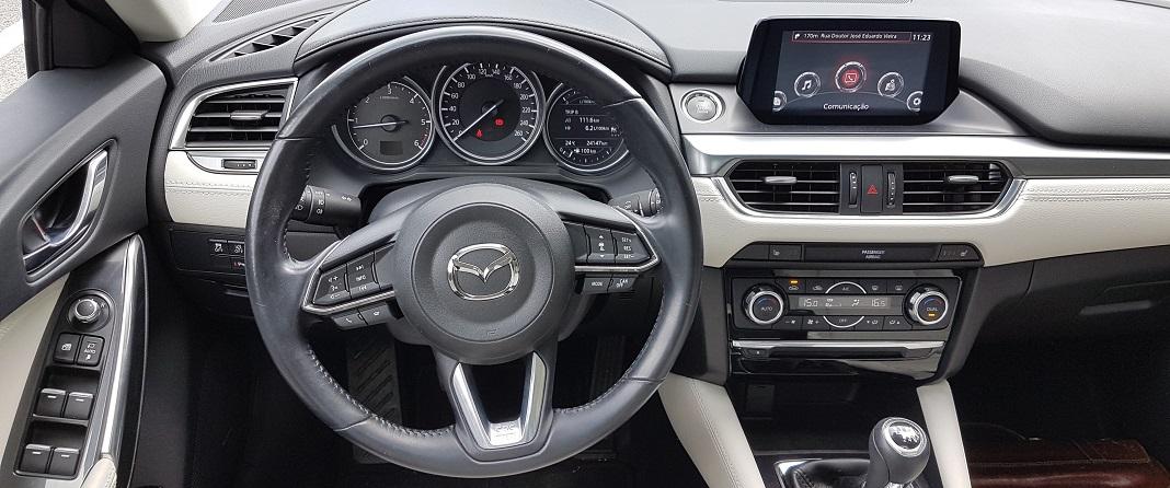 Mazda 6 SW 2.2D Skyactiv