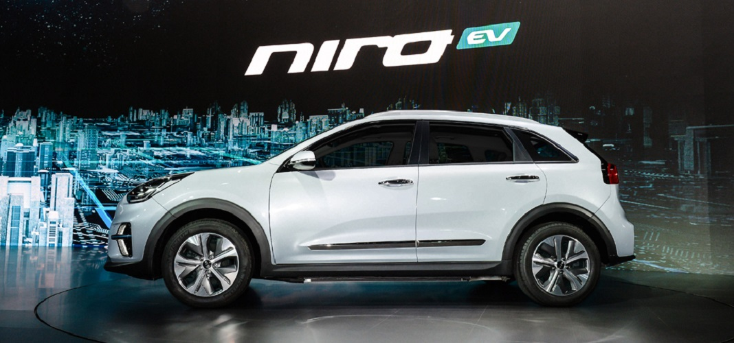 Novo Kia Niro EV elétrico