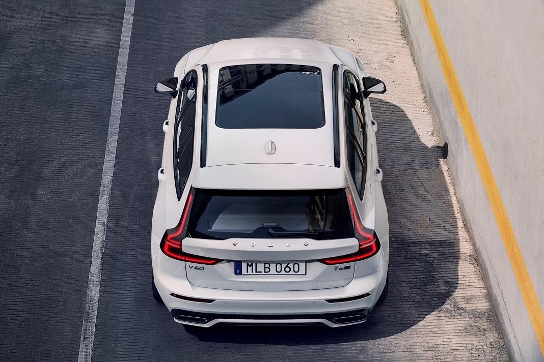 Novo Volvo V60 disponível na versão R-Design