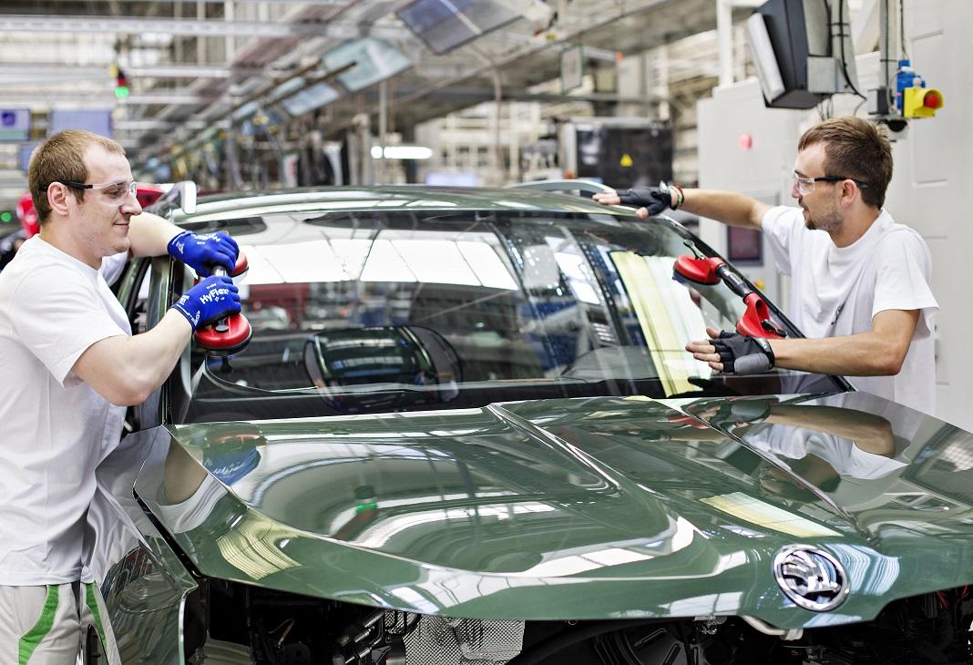 Skoda Auto atinge a produção de um milhão de SUVs