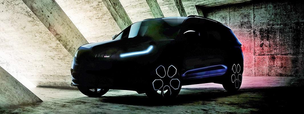 Novo Skoda KODIAQ RS em destaque no Salão Automóvel de Paris