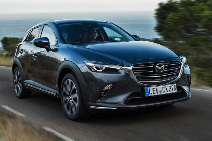Novo Mazda CX-3 2018