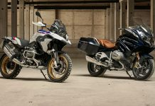 Novas BMW R 1250 GS e R 1250 RT