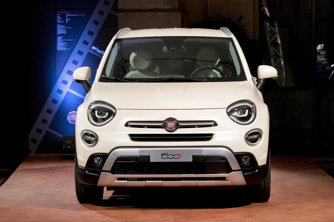 Novo Fiat 500X