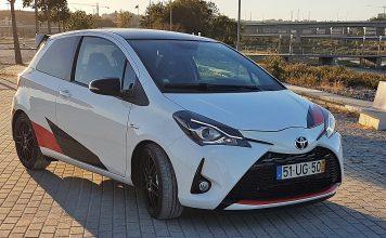 Toyota Yaris GRMN 212 cv