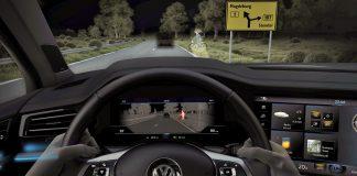 Novo Volkswagen Touareg com assistência de visão noturna