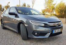 Honda Civic Sedan 1.6 diesel