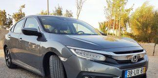 Honda Civic Sedan 1.6 diesel