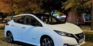 Nissan Leaf, o elétrico mais vendido na Europa