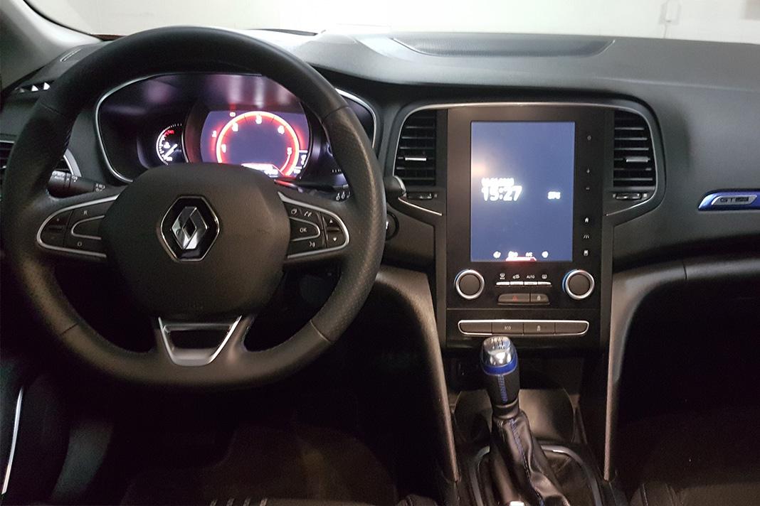 Renault Megane 1.6 Dci 130Cv GT-Line