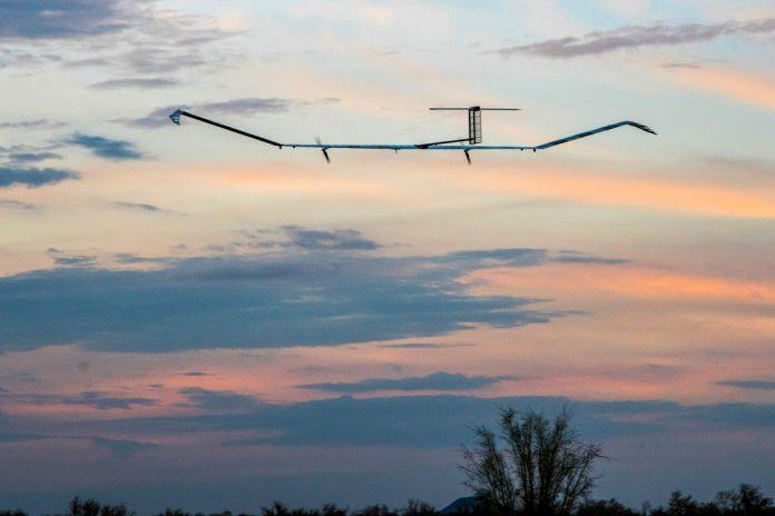 Airbus Zephyr S bate recorde na estratosfera a voar a energia solar