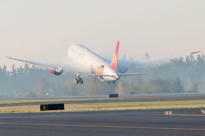 Boeing entrega primeiro 787-9 Dreamliner à chinesa Juneyao Airlines