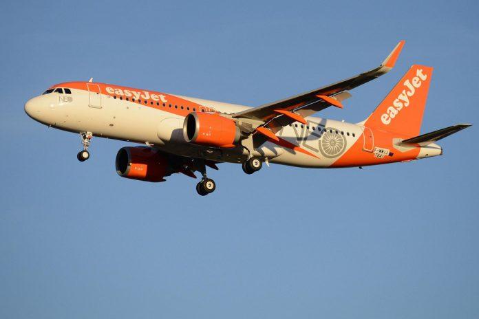 EasyJet encomenda 17 aviões Airbus A320neo