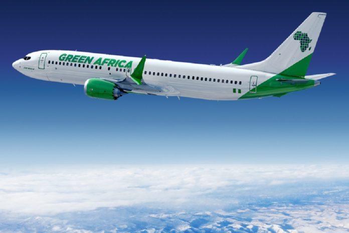 Green Africa Airways e Boeing acordam fornecimento de 100 aviões 737 MAX