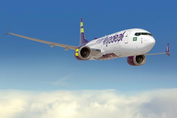 flyadeal selecionou os Boeing 737 MAX para expansão da frota