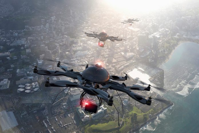 Projeto europeu safedrone coloca drones a sobrevoar cidades e zonas rurais