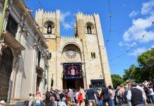 Corpo de Deus levou milhares às ruas da baixa de Lisboa