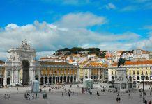 Rodagem de filme condiciona trânsito na baixa de Lisboa