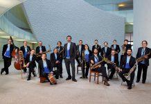 Vibrafonista Eduardo Cardinho no ciclo Novos Talentos do Jazz
