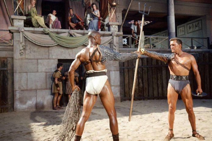 Spartacus no Grande Auditório do Centro Cultural de Belém
