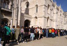 Greve nos Museus dificultou a vida aos turistas