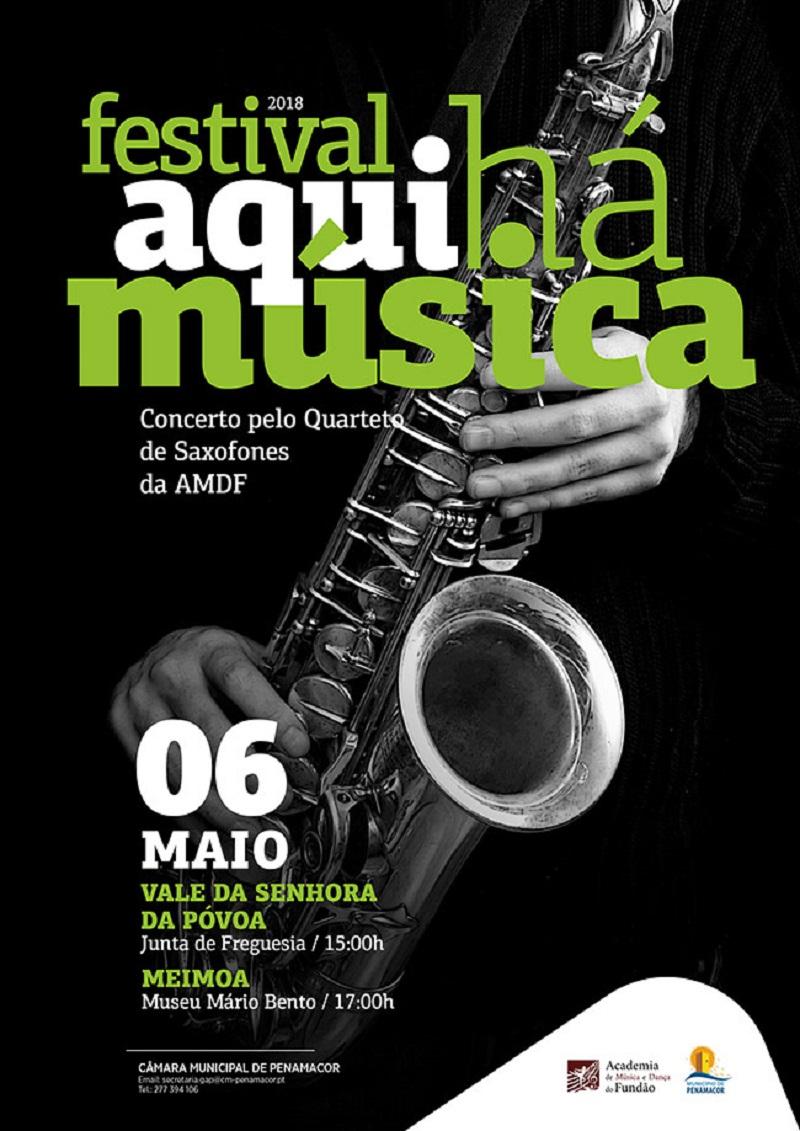 """Festival """"Aqui há Música"""""""