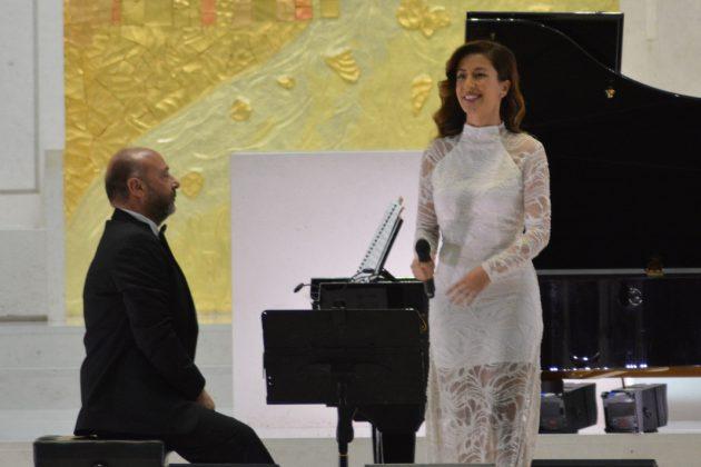 Ana Moura e Carlo Bernini
