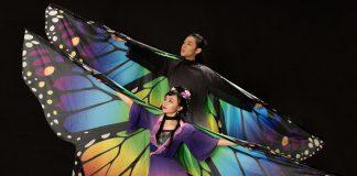 Dança dramatizada tradicional da China