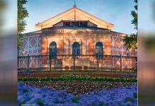 Ópera Lohengrin, transmissão do Festival de Bayreuth, no CCB dia 25 de julho