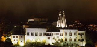 Flamengo no Palácio Nacional de Sintra