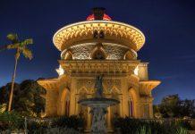 Cinema no Parque e Palácio de Monserrate