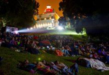 Parque de Monserrate com aventura, romance e dança