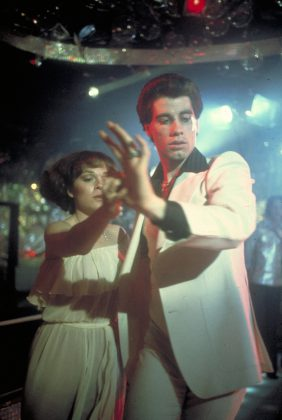 Saturday Night Fever © 2002 by Paramount Pictures.