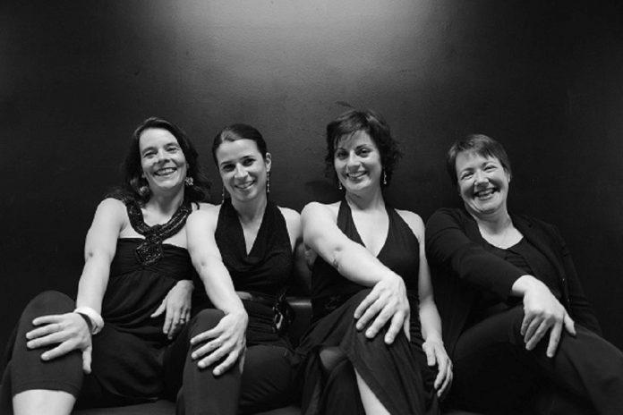 Quarteto Face à Face no Museu do Oriente, numa homenagem a Leonard Bernstein