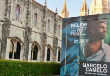 Belém Art Fest, música, arte e património