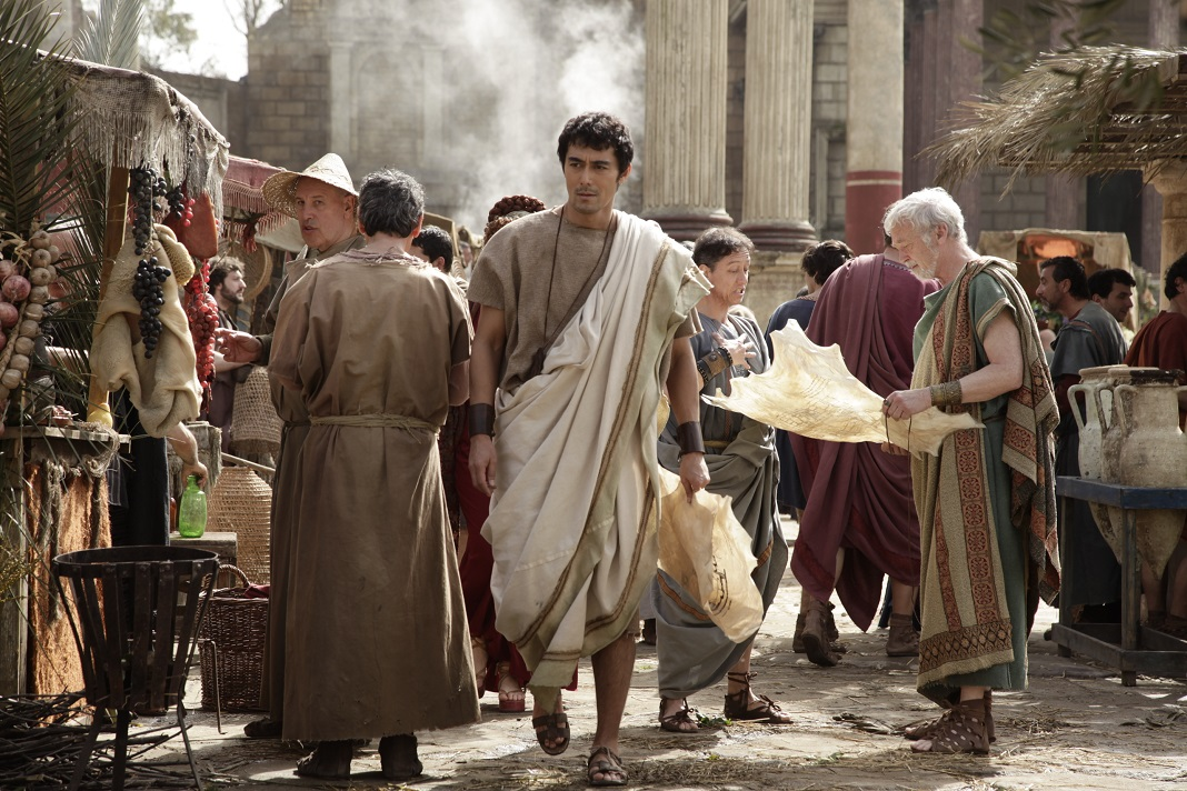 Thermaromae ©2012 thermae romae film partners