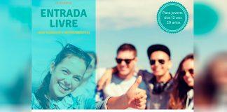 Museus e Monumentos com acesso livre a jovens no dia 12 de agosto