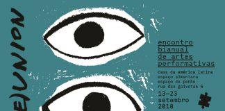 Encontro Bianual de Artes Performativas - (Re)union, em Lisboa