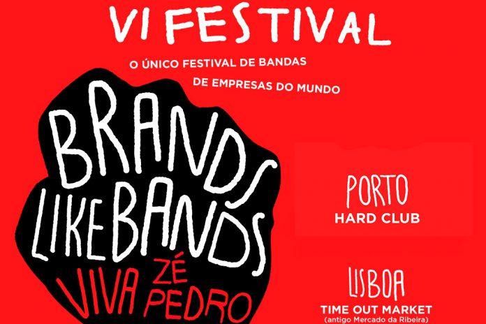 Festival de Bandas de Empresas recorda Zé Pedro